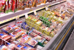 FROZEN FOOD HANDLING AND MERCHANDISING