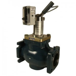 Sealed motor valves and indicator VPIF