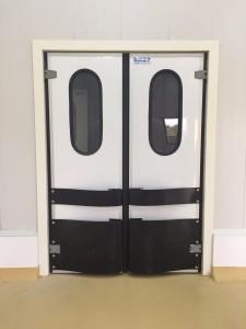 Flip-Flap Door