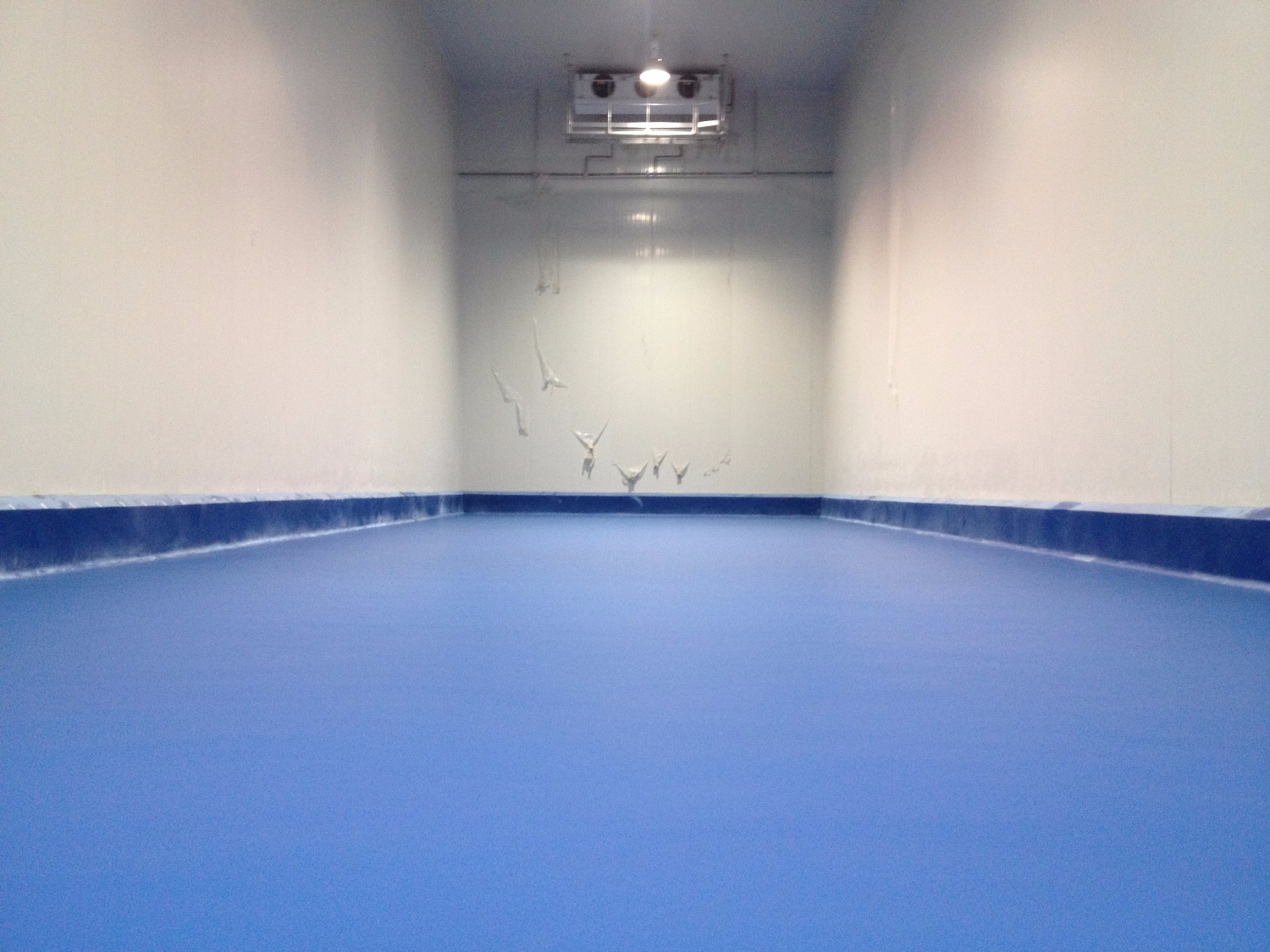 The PU (Polyurethane) Flooring